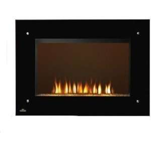Napolean Fireplaces EF39S Wall Mount Electric Fireplace Without Heater
