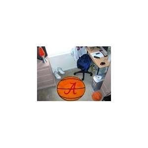 Alabama Crimson Tide Basketball Mat