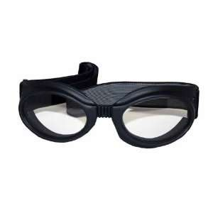 Eye Ride Max 360 Black/Clear Glasses Automotive