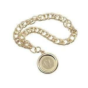 Arkansas   Charm Bracelet   Gold