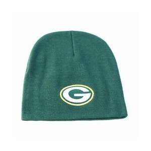 Green Bay Packers NFL Green Knit Beanie Hat Sports