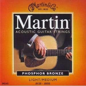 C.F. Martin Acoustic Guitar Martin 92/8 Phosphor Bronze