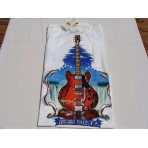 Niagara Falls New York Hard Rock Cafe City Tee #05 Shirt