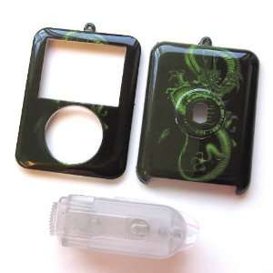 Apple iPod Nano 3 III (3rd Generation) Snap On Protector Hard Case