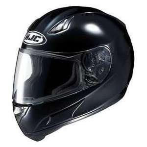 HJC AC 12 AC12 BLACK MOTORCYCLE Full Face Helmet Sports