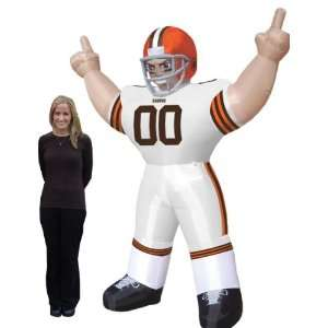 Cleveland Browns 8 Tall Tiny NFL Inflatable Merchandise