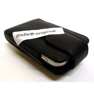 Original Premium Leather Case, Pouch, Holster, Cover w/ Rotating Clip