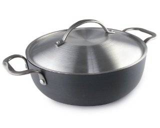 Calphalon Simply Calphalon Nonstick Hard Anodized Aluminum 4 Quart