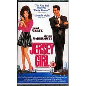 Jersey Girl [VHS]: Jami Gertz, Dylan McDermott, Sheryl Lee