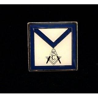 Master Mason Freemason Masonic Square & Compasses Apron