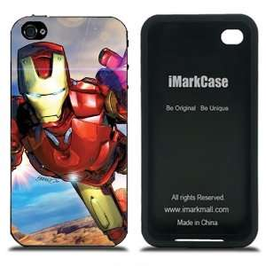 Marvel Iron Man Case Cover for iPhone 4 4S Series IMCA CP