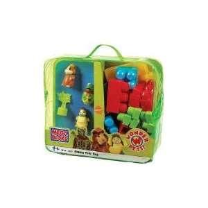 Mega Bloks Wonder Pets Building Blocks Bag Toys & Games