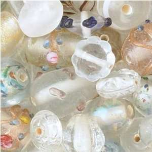 Lampworked Glass  Crystal 100g/Pkg Arts, Crafts & Sewing