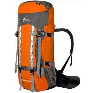 Orange 70l Outdoors Mountain Climbing Camping Travel