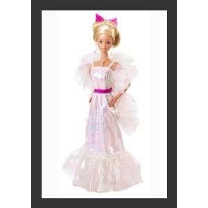1983 Blonde Crystal Barbie Doll #4598 Toys & Games
