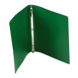 Ring Binder, Round, 1/2 Capacity, 8 1/2x11, Forest Green ACC39706