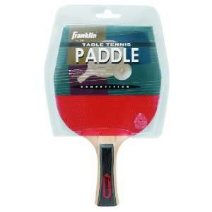 Franklin Sports Table Tennis Competition II Paddle