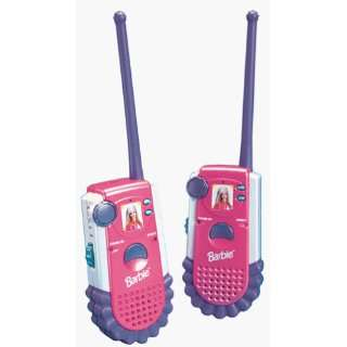 Barbie Walkie Talkies Toys & Games
