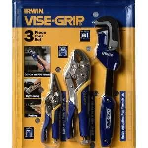 Irwin Vise Grip 3 Piece Tool Set