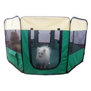 Pet Soft Play Pen Dog Cat Play Yard Bottom Panel by 59