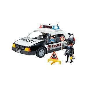 Playmobil Police Car: Toys & Games