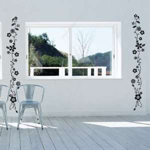 )   removable vinyl art wall decals murals home decor