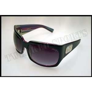 New BLACK FLYS / FLY GIRLS Sunglasses Zipper Fly   Violet