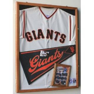 XL Baseball Jersey Frame Display Case Cabinet Shadow Box w/ UV
