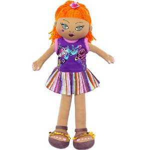 The Childrens Place Girls Pansy Place Pals Doll Toys