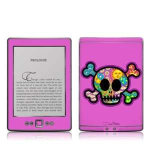 Peace Skull Design Protective Decal Skin Sticker   Matte