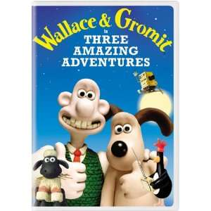 Adventures: Peter Sallis, Anne Reid, Dave Alex Riddett, Nick Park