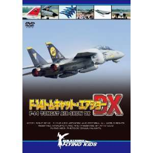 Special Interest   E 14 Tom Cat Air Show Dx [Japan DVD] GE 277 Movies