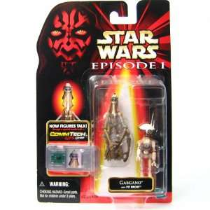 Gasgano with Pit Droid Star Wars Episode I Action Figure Toys & Games