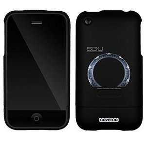 The Gate from Stargate Universe on AT&T iPhone 3G/3GS Case