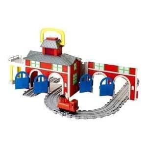 Take Along Thomas & Friends   Rescue Station Playset: Toys