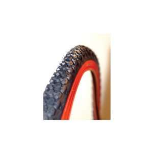 Kenda K80 Cruiser Tire 26 x 2.125 Wire Red Sidewall