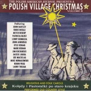 and Folk Carols   Polish Village Christmas Vol.2 Various Music