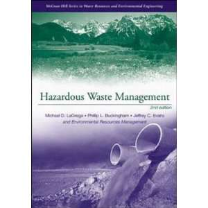 Hazardous Waste Management (9780070393653): Michael