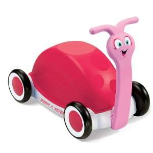 Radio Flyer 3 in 1 Walker Wagon, Pink  Toys & Games