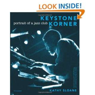 Keystone Korner Portrait of a Jazz Club (9780253356918