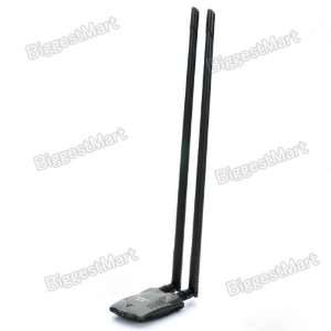 802.11 b/g/n USB 2.0 WLAN WiFi Wireless Network Adapter Electronics
