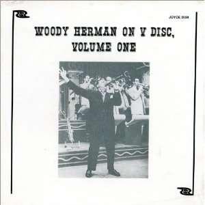 On V Disc, Volume One   Sealed Woody Herman Music