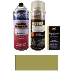 Yellow Spray Can Paint Kit for 1981 Volvo DL (128) Automotive