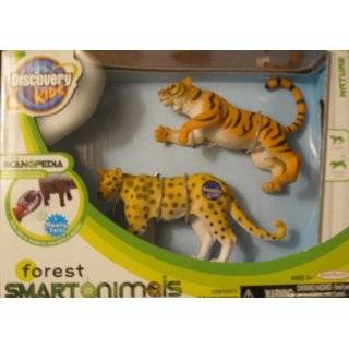 Discovery Kids   3 Smart Animals   Grassland Cheetah and