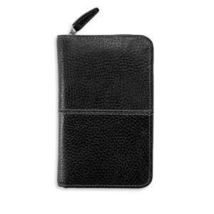 Day Timer Summit Leather Binder, Zippered    COMPACT