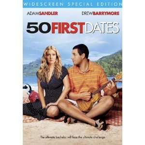 50 First Dates (Widescreen Special Edition) Adam Sandler