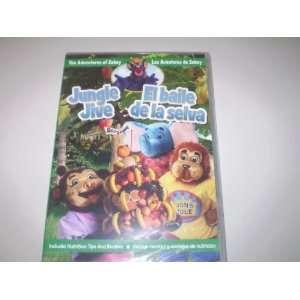 Jungle Jive / El Baile dela Selva English/Spanish DVD   The Adventures