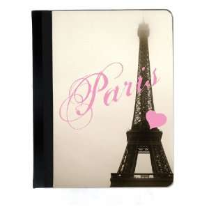 Love Eiffel Tower iPad 2 and New iPad 3rd Generation Cover