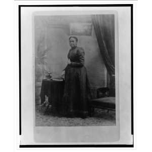 Historic Print (L) [Mrs. James Cheeseman, wife of the president of