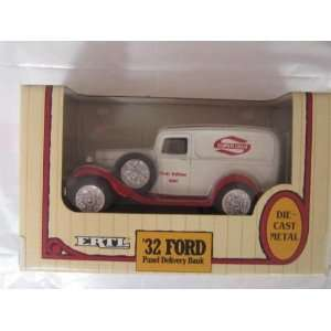 32 Ford Panel Delivery Truck Bank Toys & Games